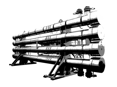 теплообменник газ-газ