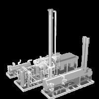 Блочно-модульные установки