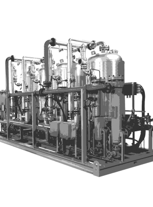 gas treatment unit 2